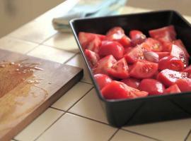 Jak zrobić zupę pomidorową z pieczonych pomidorów