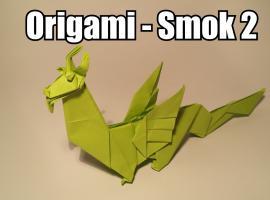 Jak zrobić smoka z origami