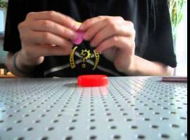 Jak zrobić piórko (kostkę) do gitary z nakrętki po napoju