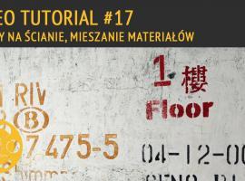 Jak wykonać napisy na ścianie w 3ds Max
