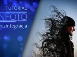 Jak otrzymać efekt dezintegracji i zamiany w dym w Photoshopie