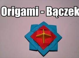 Jak zrobić bączka origami