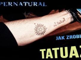 Jak zrobić tatuaż Supernatural