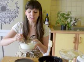 Jak przygotować deser Kunafa