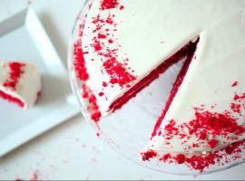 Jak wykonać fantastyczne ciasto Red Velvet