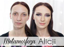 Jak wykonać makijaż arabski - metamorfoza Alicji