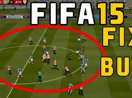 Jak naprawić błąd ze zbiegającymi się zawodnikami w Fifa 15