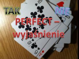 Jak wykonać trik z kartami o nazwie Perfect