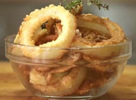 Jak zrobić onion rings - przepis