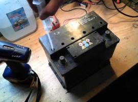 Jak naprawić akumulator bezobsługowy