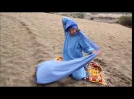 Jak zawiązać marokański turban