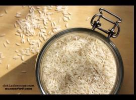 Jak zrobić mleko ryżowe