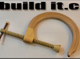 Jak wykonać uniwersalny ścisk drewniany