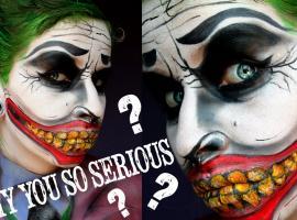 Jak wykonać makijaż Jokera (Why So Serious)