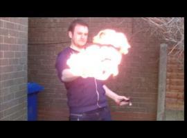 Jak zrobić ognistą pianę