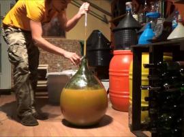 Jak zrobić wino jabłkowe cz.2