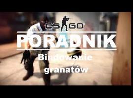 Jak bindować granaty - poradnik CS:GO