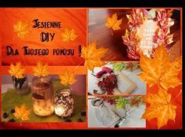 Jak udekorować swój pokój na jesień - kilka pomysłów
