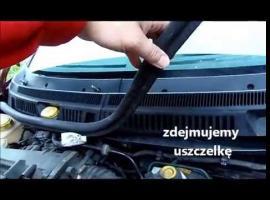 Jak naprawić ogrzewanie w aucie Ford Ka