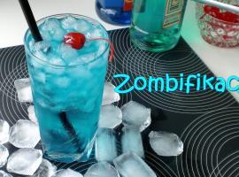 Jak zrobić drinka na Halloween - Zombifikacja