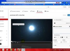 Jak dodać dymek do filmu z YouTube