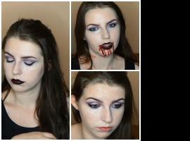 Jak wykonać seksowny makijaż na Halloween