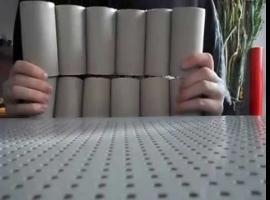 Jak otrzymać czysty dźwięk mikrofonu dzięki rolkom po papierze