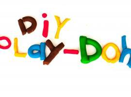 Jak zrobić ciastolinę / Play Doh DIY