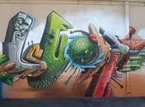 Jak narysować graffiti wildstyle 2