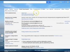 Jak importować wiadomości z innych kont do Gmaila
