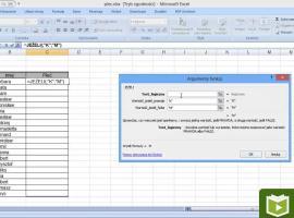 Jak rozpoznać płeć ... w Excelu