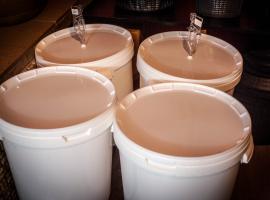 Jak zrobić wiaderko fermentacyjne o pojemności 33 litrów