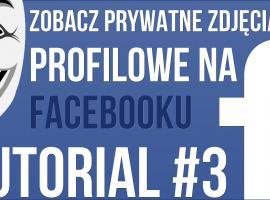Jak zobaczyć zablokowane zdjęcie profilowe na Facebooku