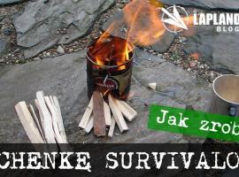 Jak zrobić kuchenkę survivalową z puszki