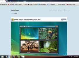 Jak korzystać z nSpaces - tworzenie wirtualnych pulpitów