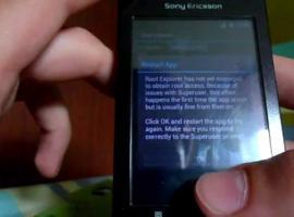 Jak podkręcić procesor w Sony Ericsson Xperia X8