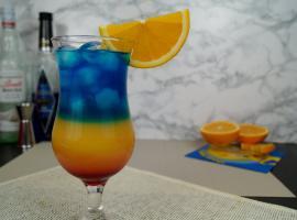 Jak przygotować drinka Żar Tropików