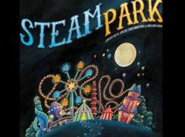 Jak grać w grę planszową Steam Park