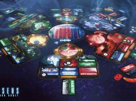 Jak grać w grę planszową Tezeusz: Mroczna Orbita