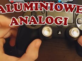Jak naprawić pad od PS4 - wymiana analogów na aluminiowe