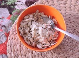 Jak zrobić pieczone pestki z dyni