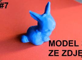 Jak wykonać model 3D przedmiotu na podstawie zdjęć