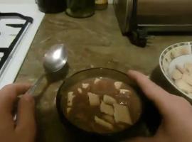 Jak zrobić zupę czekoladową