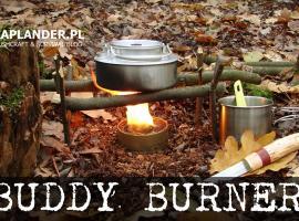 Jak zrobić buddy burner - kuchenka survivalowa 3 w 1