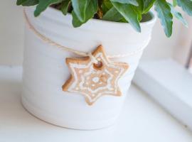 Jak zrobić świąteczne ozdoby z masy solnej