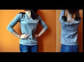 Jak uszyć bluzę (plus kilka sposobów jej ozdobienia)