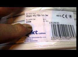 Jak kupować przewody elektryczne