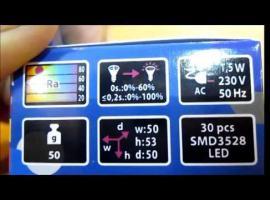Jak kupować diody LED - opisy na opakowaniach