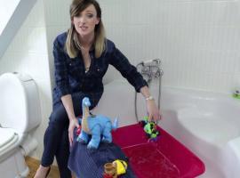 Jak czyścić zabawki