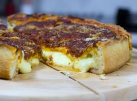 Jak zrobić pizzę Chicago